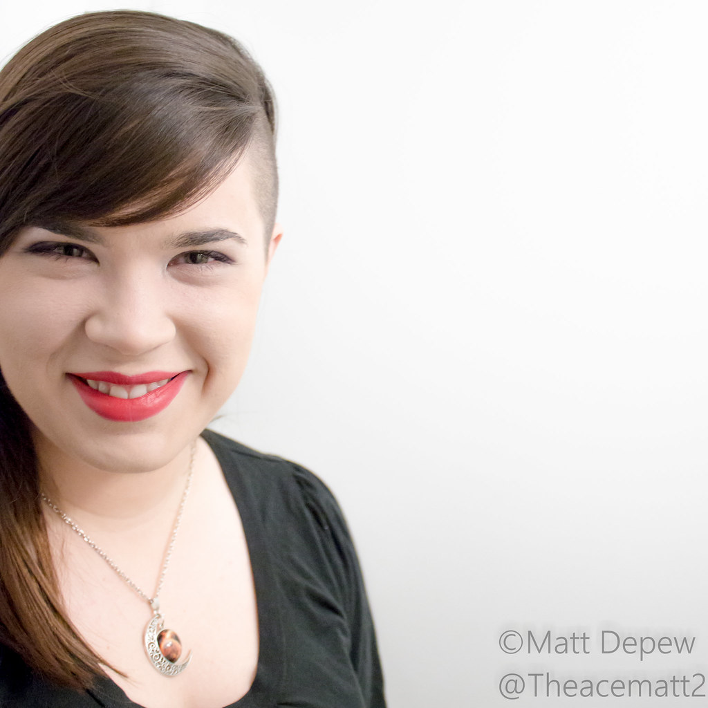 Emily Depew - Halfshave