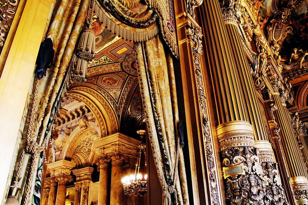 Drawing Dreaming - visitar a Opéra Palais Garnier em Paris