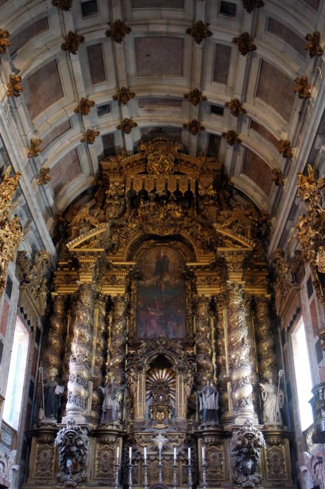 Porto - Sé do Porto e chiostro interno (3)