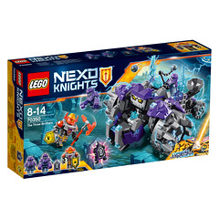 LEGO Nexo Knights 70350 The Three Brothers 1