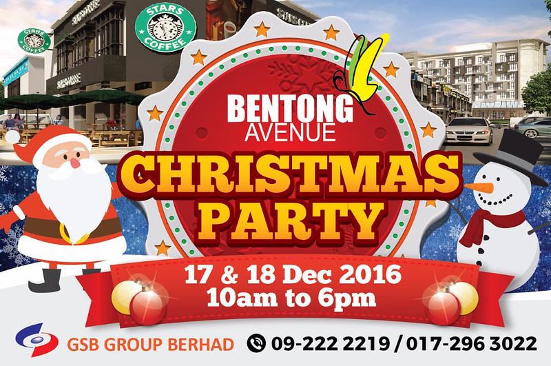 bentong avenue xmas party