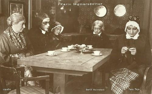 Karin Ingmarsdotter (1920)