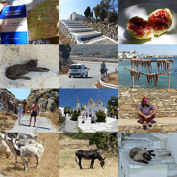 mosaïque billet Naxos 2