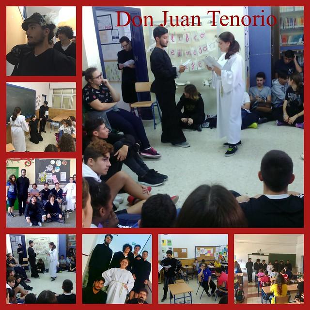 Pasaclases Don Juan Tenorio