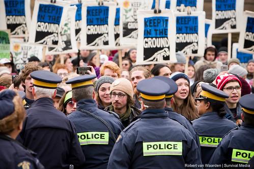 Climate 101, Ottawa, Canada
