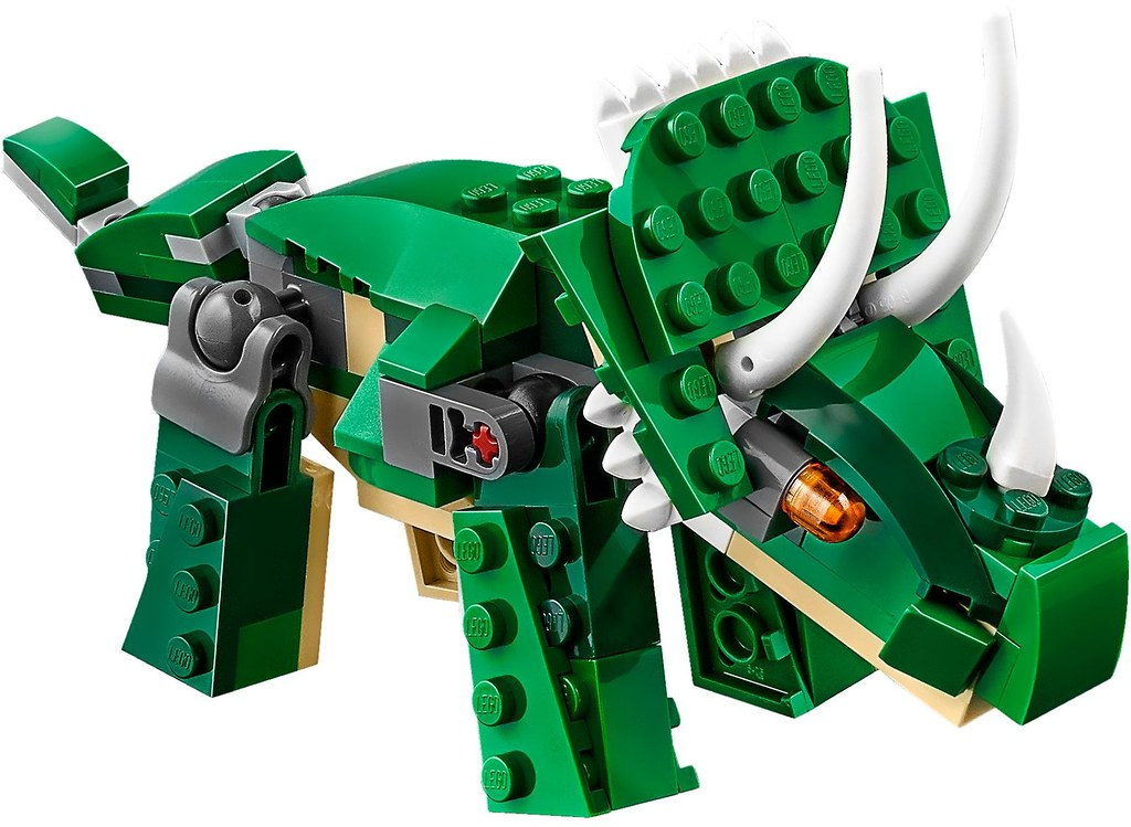 lego creator 3 in 1 dinosaur instructions