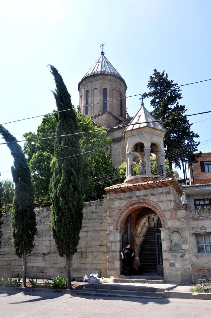 30 Достопримечательности Тбилиси