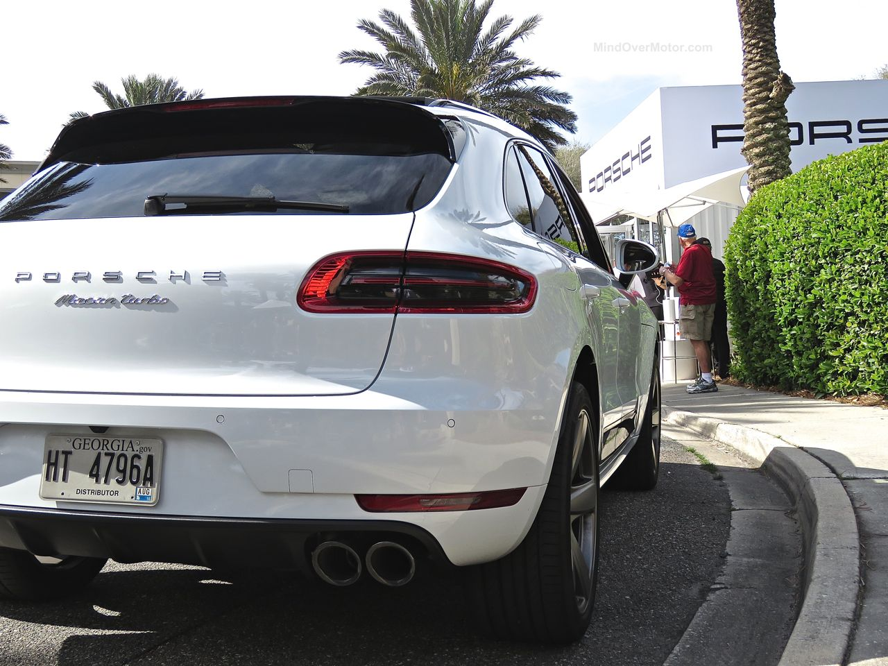 Porsche Macan Turbo Review 5