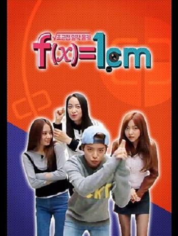 F(x) = 1cm (2015)