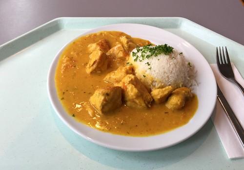 Chicken Tikka Masalla