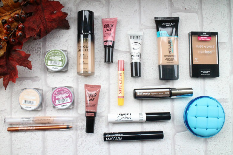 US Drugstore Haul & First Impressions