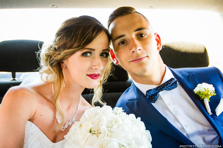 Ślub Renaty i Gracjana 27.08.2016