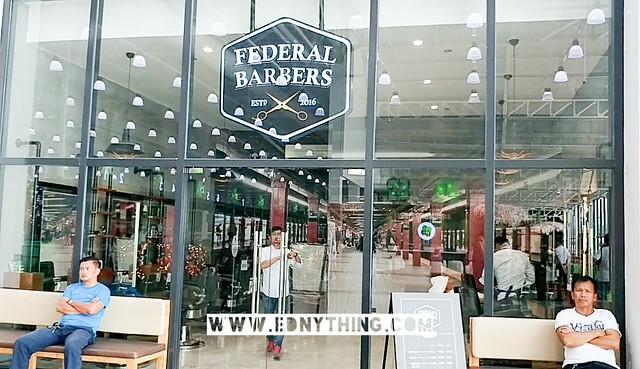Landers - Federal Barbers