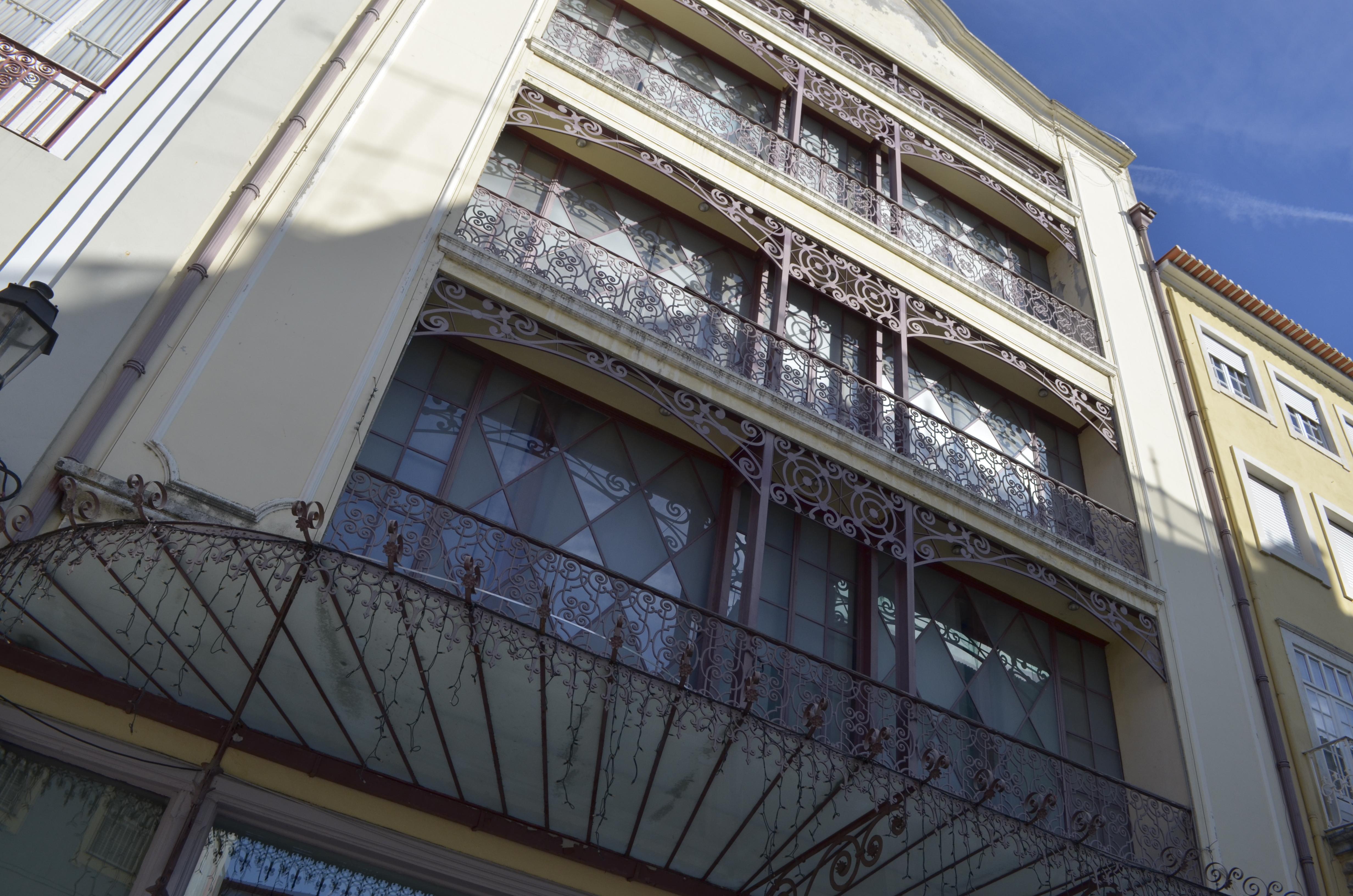 Museu Municipal de Coimbra - Edifício Chiado