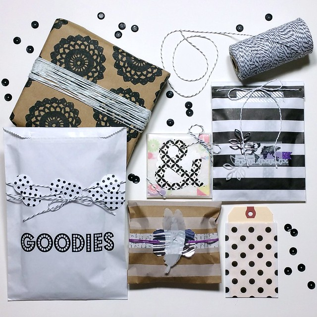Goody Goody Gift Swap 2015 - Package Sent | shirley shirley bo birley Blog
