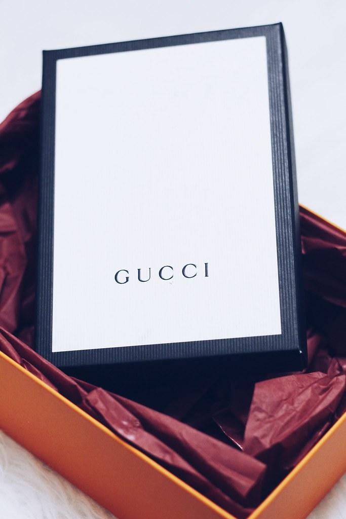 Gucci Soho Keychain lisforlois