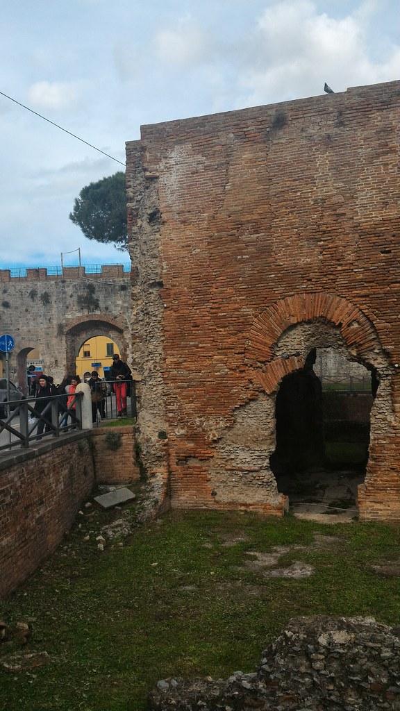 Pisa - Bagni di Nerone