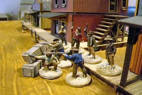 Dead Mans Hand - Cowboys