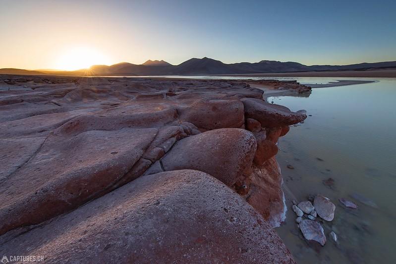 Sunrise - Piedras Rojas