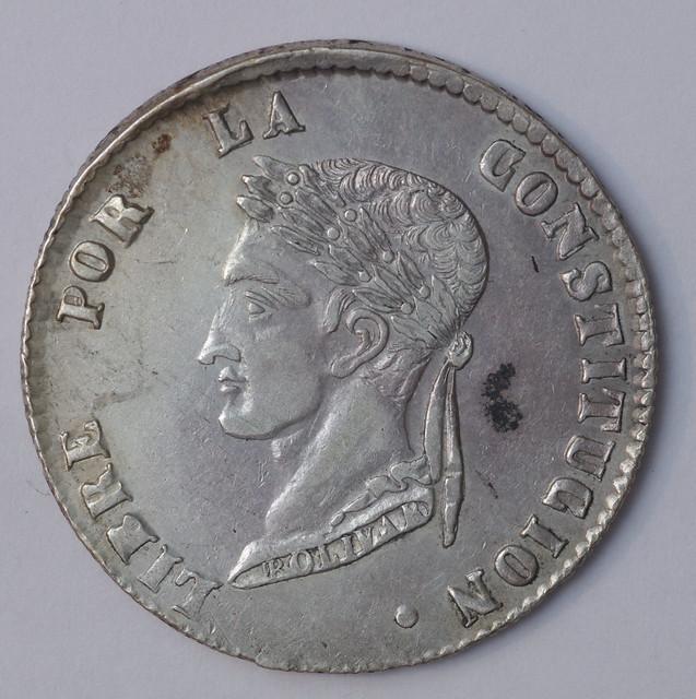 4 soles 1858 Bolivia -Potosi 30744904316_accb33f11c_z