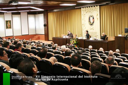 XII Simposio Internacional del Instituto Martín de Azpilcueta