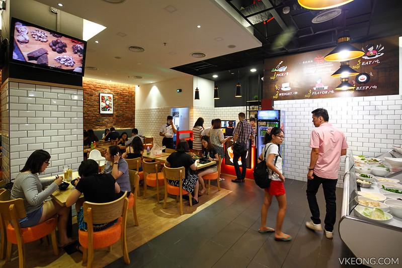 Hotpot Kitchen Ma Lat Restaurant 1 Utama