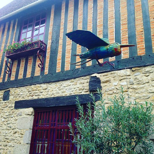 Galerie d'art Jacques Goupil, quartier Saint Léonard