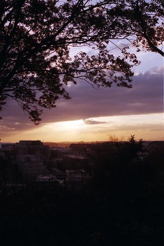 「冬の温もり」 夕陽 #224 かず