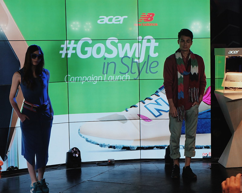 FREE New Balance Shoes with Acer Laptop Purchase