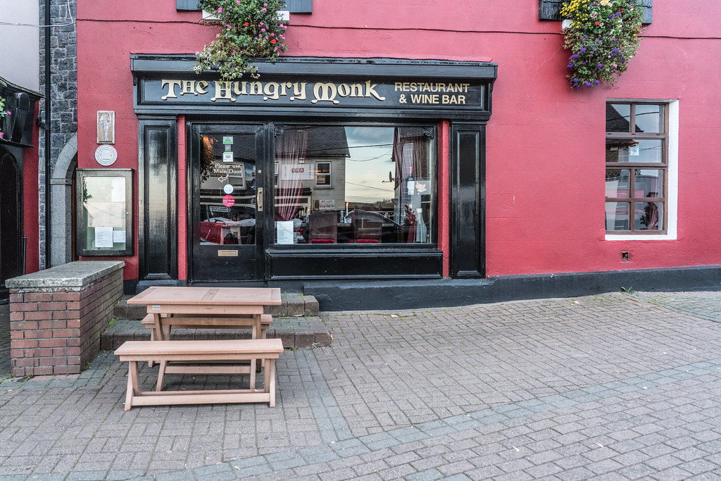 THE HUNGRY MONK IN GREYSTONES [A FAVOURITE OF MINE]-122048
