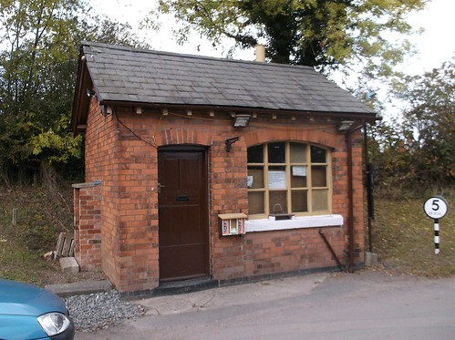 Weighbridge Hut1