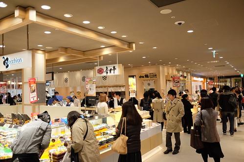 JR Chiba Station refurbishment 2016-14