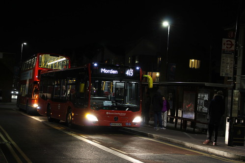 Quality Line MCS02 on Route 413*, Sutton