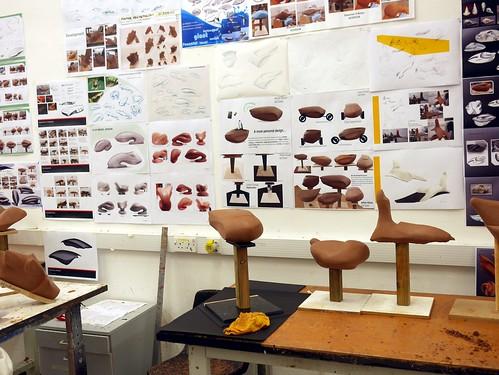 Coventry University Automotive Design - 3