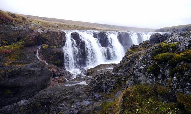 Kolugljúfur Falls