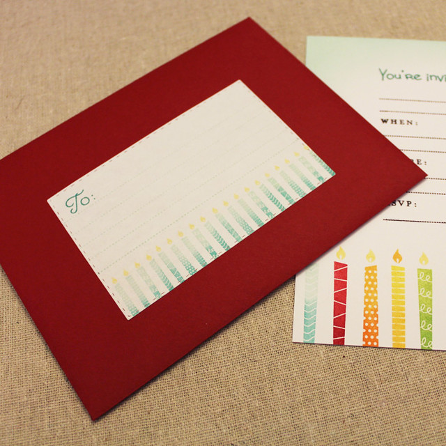 Envelope Mailing Label