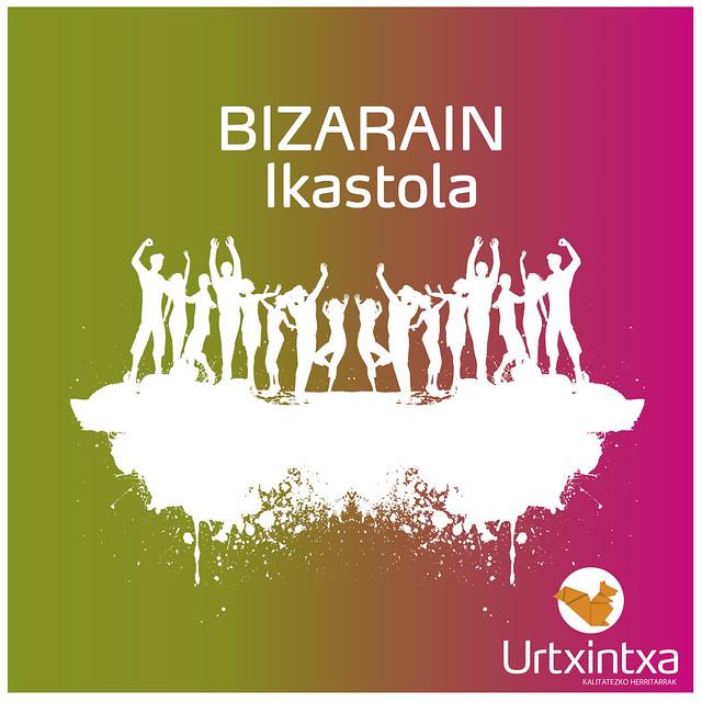 Batukada Kirolaria- Bizarain Ikastola 2016/11/07-2016/11/09