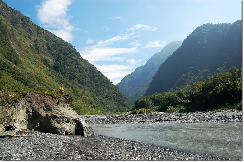濁水溪河床 9