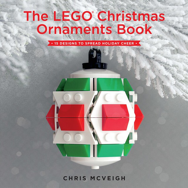 Interview With The LEGO Christmas Ornaments Book Author