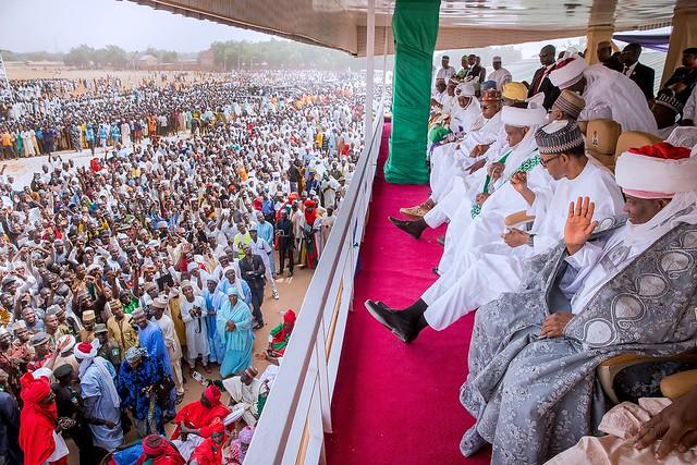Sokoto Durbar