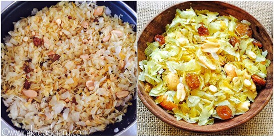 Poha Chivda Recipe for Toddlers and Kids - step 6