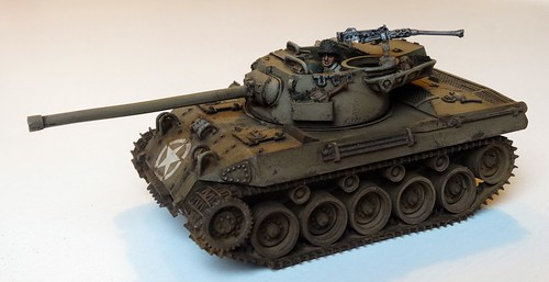 Bolt Action - US M18 Hellcat & Greyhound