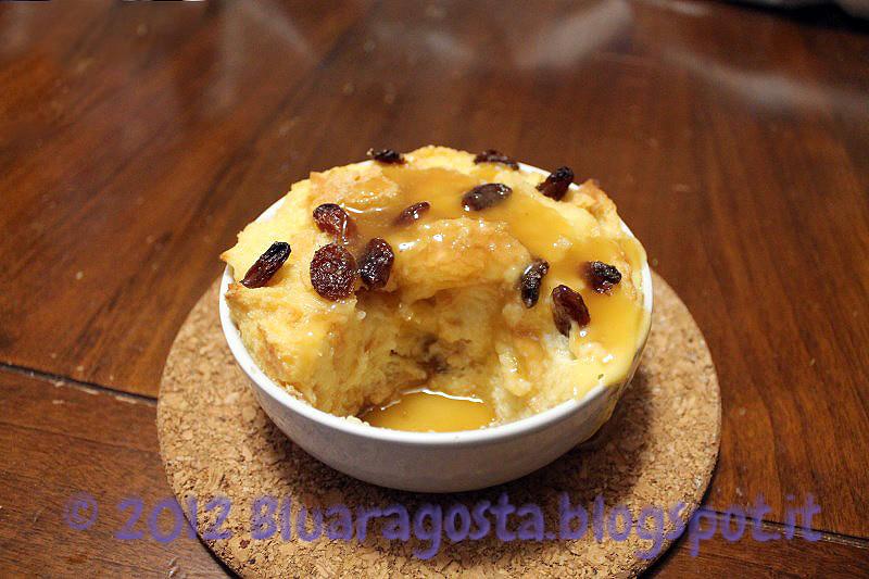 08-Bread pudding con salsa al brandy