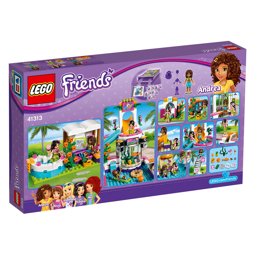 first look at 2017 lego friends sets news the brothers. Black Bedroom Furniture Sets. Home Design Ideas