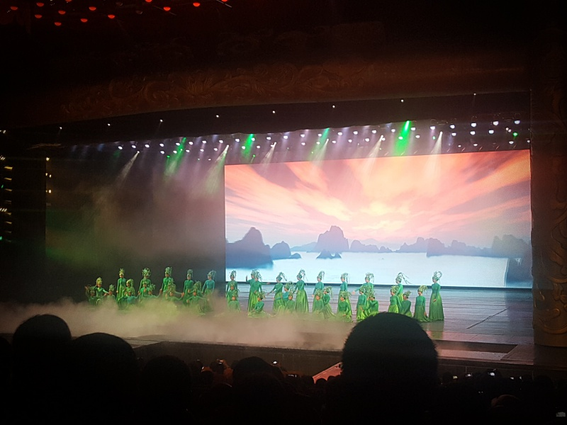 China cultural show