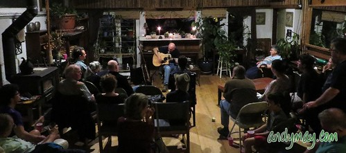 20161001- Andy May House Concert - Rockville, MD