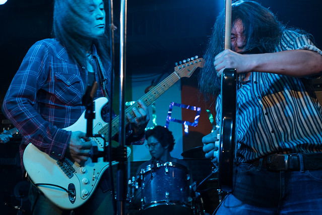 Rory Gallagher Tribute Festival - jam session at Crawdaddy Club, Tokyo, 22 Oct 2016 -00411