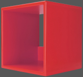 Storage-Cube-Red