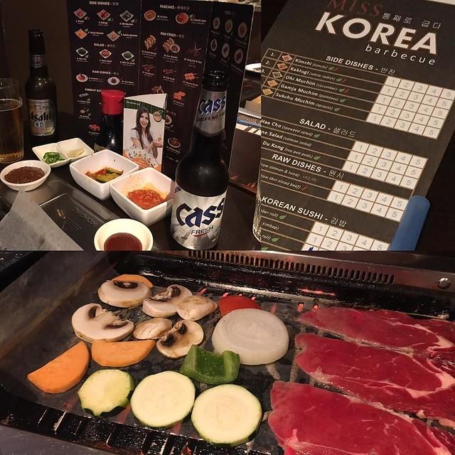 Korean BBQ! Amsterdam style.