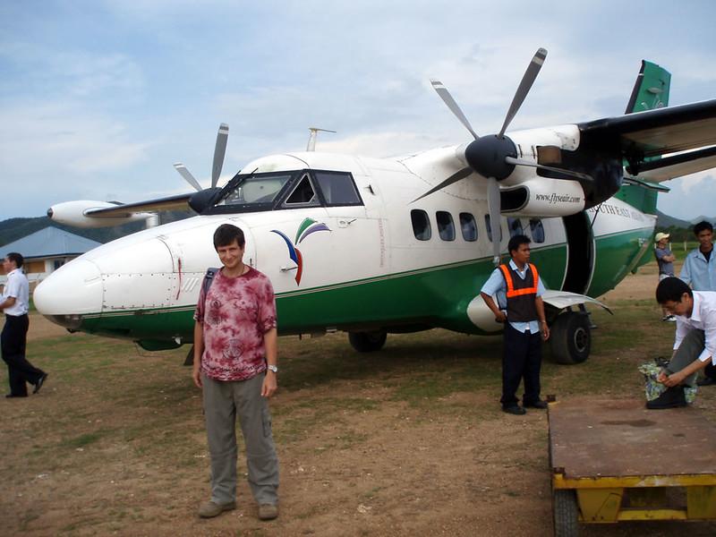 El avion autobus